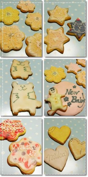 クッキーず