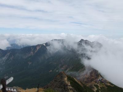 赤岳からの展望2