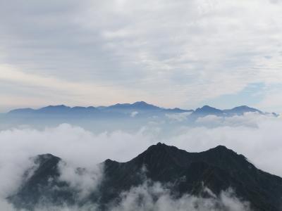 赤岳からの展望4
