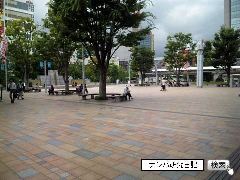 (ナンパ画像) 郡山駅前1