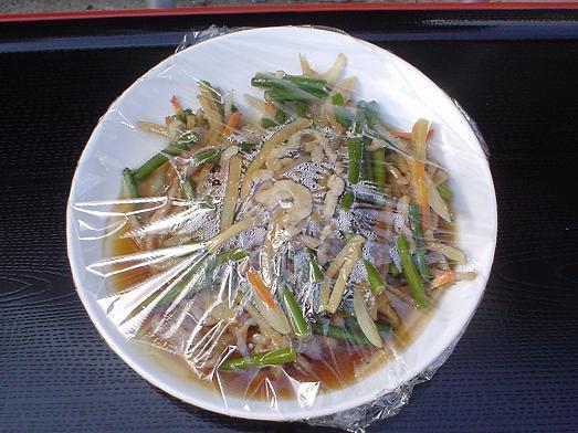 幕張駅前通りにある中華料理屋の竹園の定食はごはんおかわり自由007