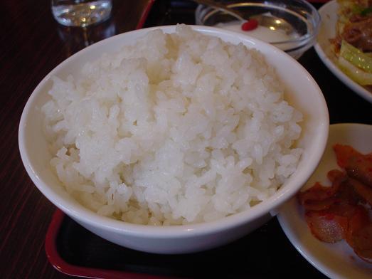 幕張の中華料理屋竹園でスタミナ焼肉定食013