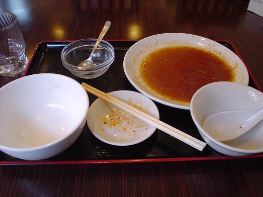 幕張の中華料理屋竹園でスタミナ焼肉定食021