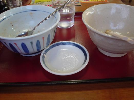 山田うどんのキムチクッパ丼が期間限定で激安240円053