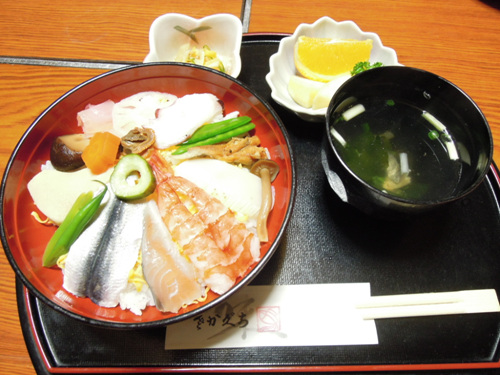 バラ寿司 094