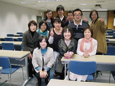 松江セミナーボランティア