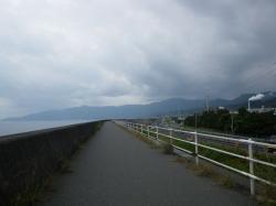 今日は海岸線沿い&1号沿いを走ってみた!