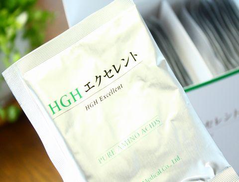 HGHエクセレント~成長ホルモン美肌効果
