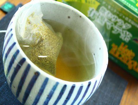 有機マテ茶~飲むサラダ野菜でダイエットっ!