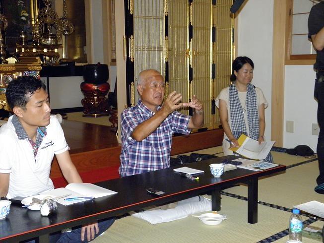 20110917寺子屋カフェ1