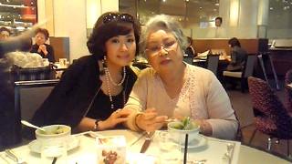 11月7日 母&ミサコ