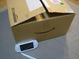 PS3 Amazonの箱