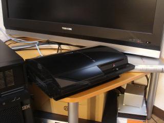 PS3 設置