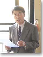 日本大使館 領事相談員占部様のお話