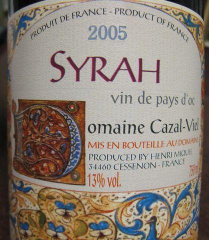 syrah2005