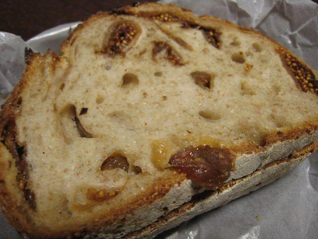 いちじくパン(たね)