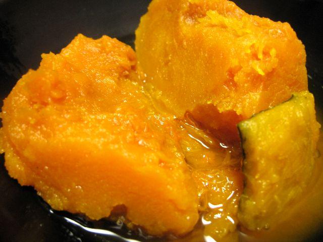 かぼちゃ煮物