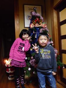 クリスマス1P1060593