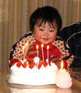 ケーキとゆ~と。