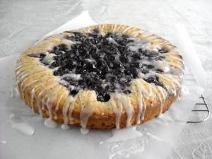 ブルーベリーケーキホール