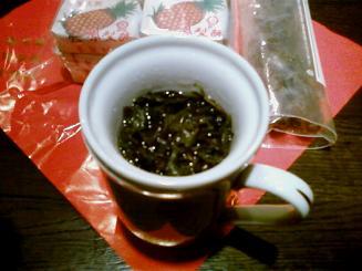 東頂ウーロン茶