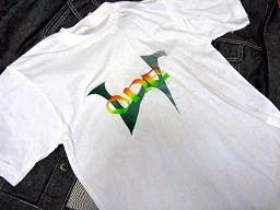 「ONE LOVE」Tシャツ
