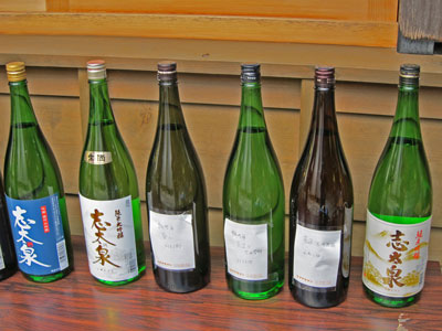 1103志太泉のお酒1