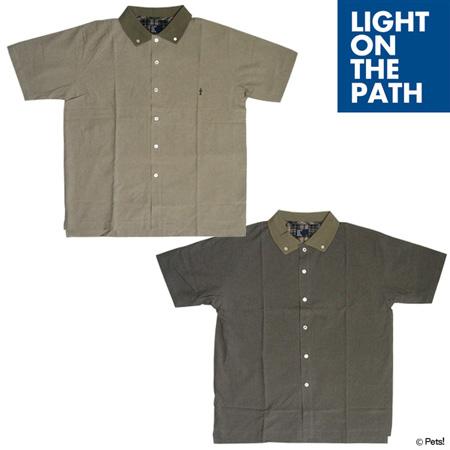 ポロシャツ トップス【メンズ LIGHT ON THE PATH(ライトオンザパス)】