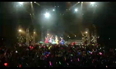 七夕ライブ。