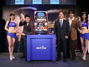 「哲也 新宿VS上野」プレス発表会