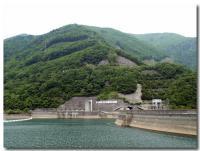 奈川渡ダム-2-