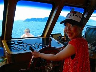 プーケット 体験ダイビング タイ ラチャヤイ島
