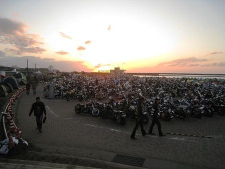バイク<br />たくさん