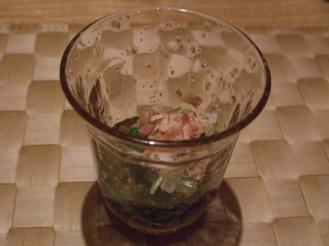 だいこんの花夕食2 (2)