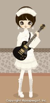 ギターなコーデ