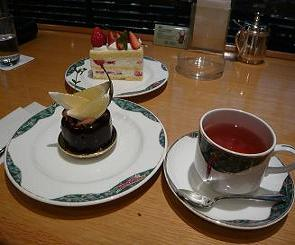 品川プリンスホテル・ケーキ