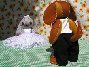 ウェルカム人形1