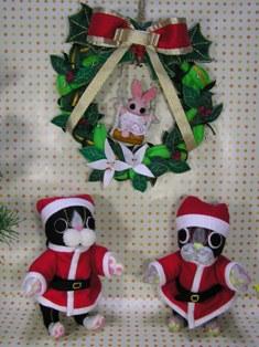 クリスマス・リース2