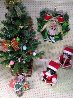 クリスマス・リース3