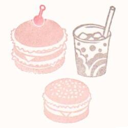 新ハンバーガー色見本