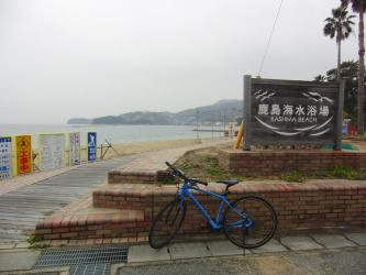 ⑦鹿島海水浴場