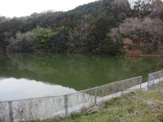④農業用ため池1