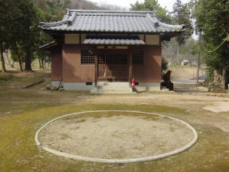 ⑧スサノオ神社