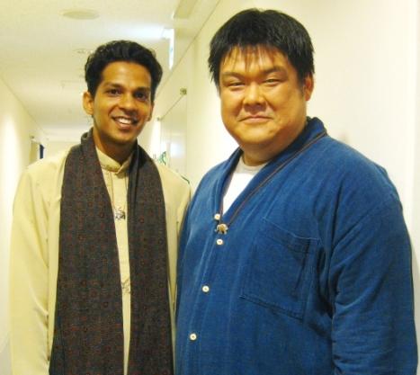 with Mr.KANAZAWA