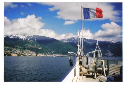 レマン湖船2