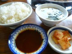 当新田食堂 2007・09・08 ごはん