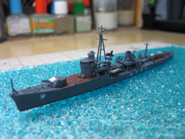 駆逐艦 白露 の6