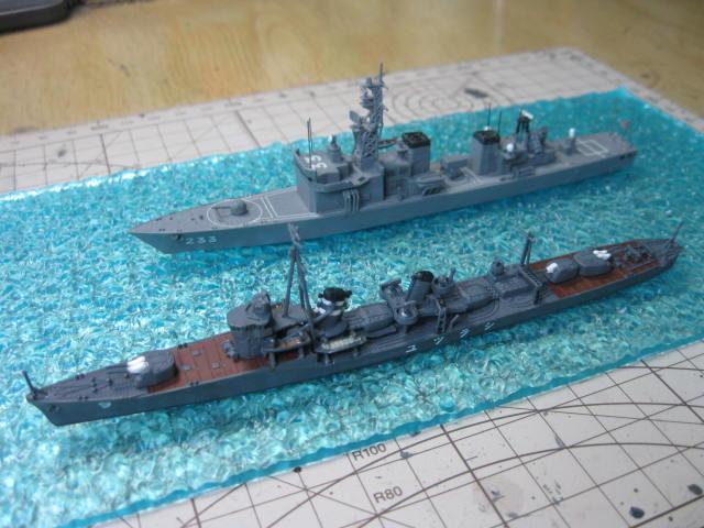 駆逐艦 白露 の8