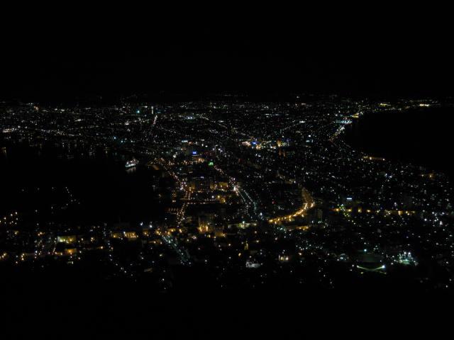 函館夜景201110
