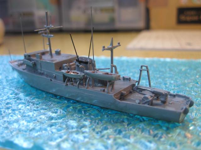 海洋観測艦あかしAGS5101の6